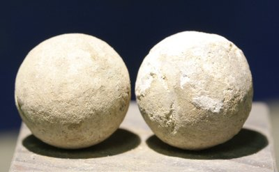 JUST ADDED ON 4/18 - THE BATTLE OF SAVAGE'S STATION / SEVEN DAYS BATTLES - Two .69 Caliber Round Balls