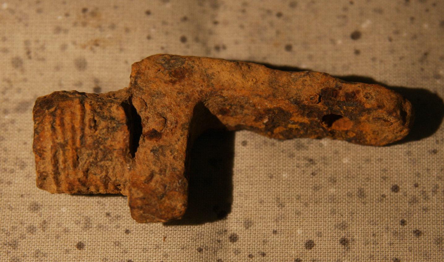 JUST ADDED ON 5/2 - THE BATTLE OF CEDAR CREEK - Breech Plug from the Barrel of an Enfield Musket