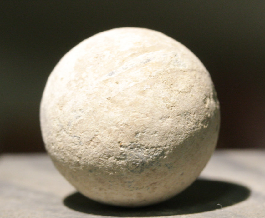 JUST ADDED ON 5/10 - THE BATTLE OF ANTIETAM / MILLER'S CORNFIELD - .69 Caliber Round Ball - Found between 1975 and 1979 A-MC22
