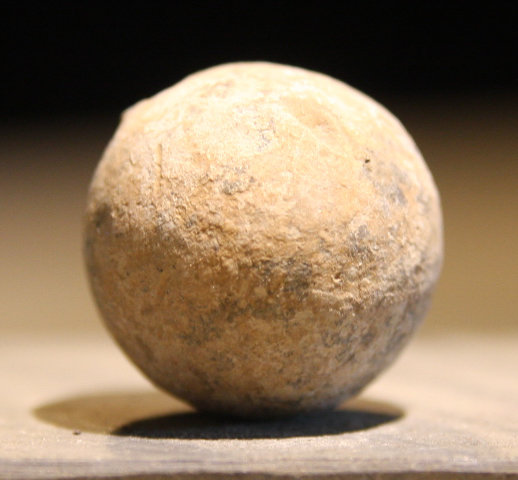 JUST ADDED ON 1/9 - ANTIETAM / BURNSIDE'S BRIDGE - .69 Caliber Round Ball