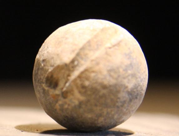 JUST ADDED ON 1/9 - ANTIETAM / BURNSIDE'S BRIDGE - .69 Caliber Round Ball