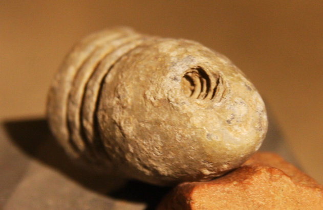 JUST ADDED ON 1/9 - GETTYSBURG - CULP'S HILL - A Pulled/Misfired Bullet