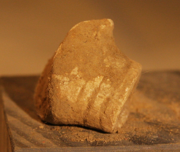 JUST ADDED ON 1/22 - THE BATTLE OF SHILOH - Partially Mushroomed Fired Bullet - recovered 1974