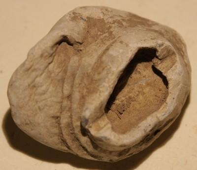 JUST ADDED ON 11/16 - GETTYSBURG - CULP'S HILL - Mushroomed Fired Bullet