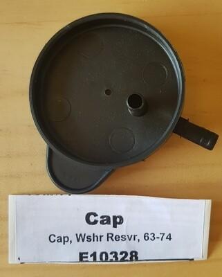 CAP-WINDSHIELD WASHER BOTTLE-63-67 (#E10328) 1C4