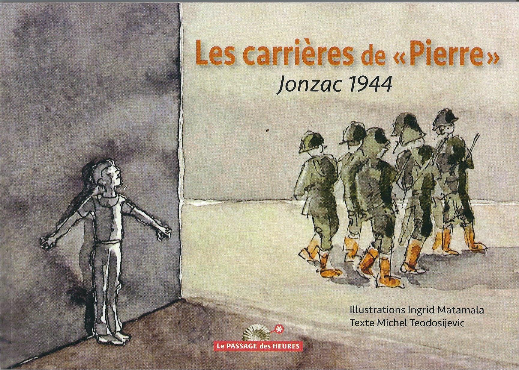 """Les carrières de """"Pierre"""" 0097"""