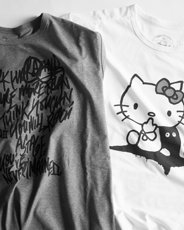 """HELLO KITTY"" Tshirt T17"