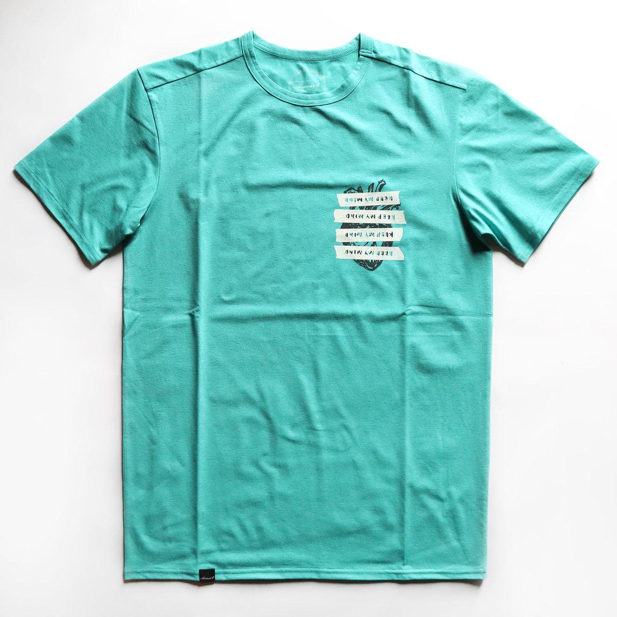 """KEEP MY MIND""Tshirt T18"