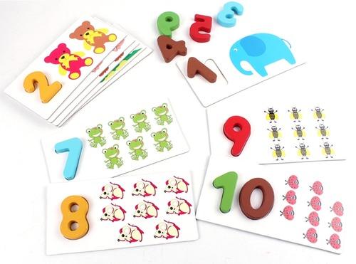 Number Puzzle / Puzzle Nombor