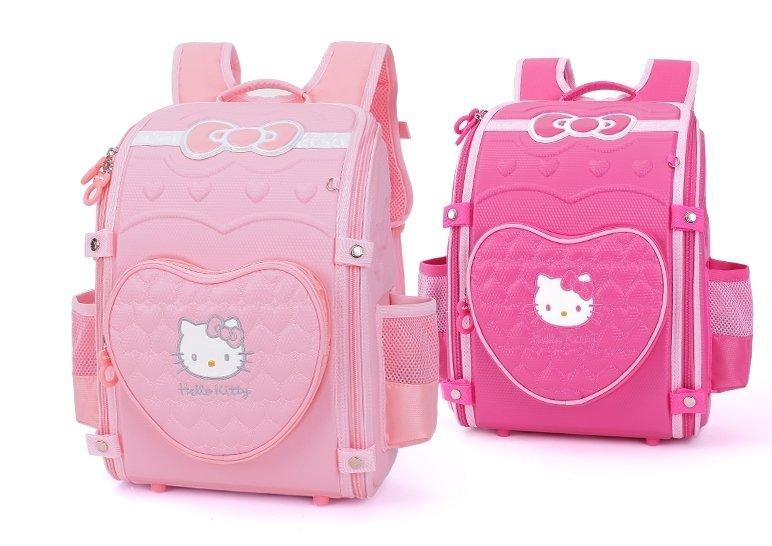 Hello Kitty Ergonomic School Bag [Pre-Order]