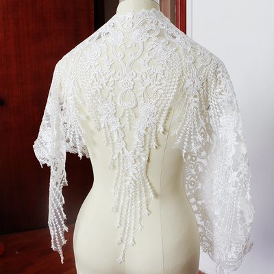 Wide Embroidered Lace - HWL01 [Pre-Order]