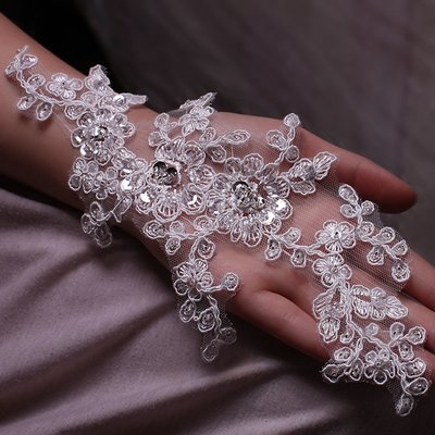 Beaded Patch Lace - HSL04 [Pre-Order]