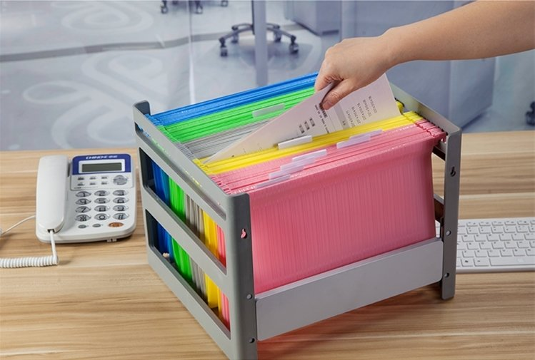 Rak File Gantung / Hanging File Organizer [Pre-Order]