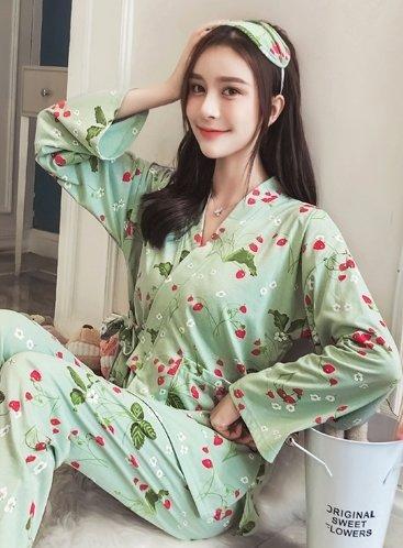 Kimono - Haruko Green [Pre-Order]