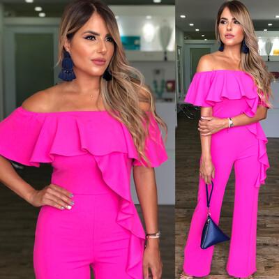 Promise Pink Jumpsuit