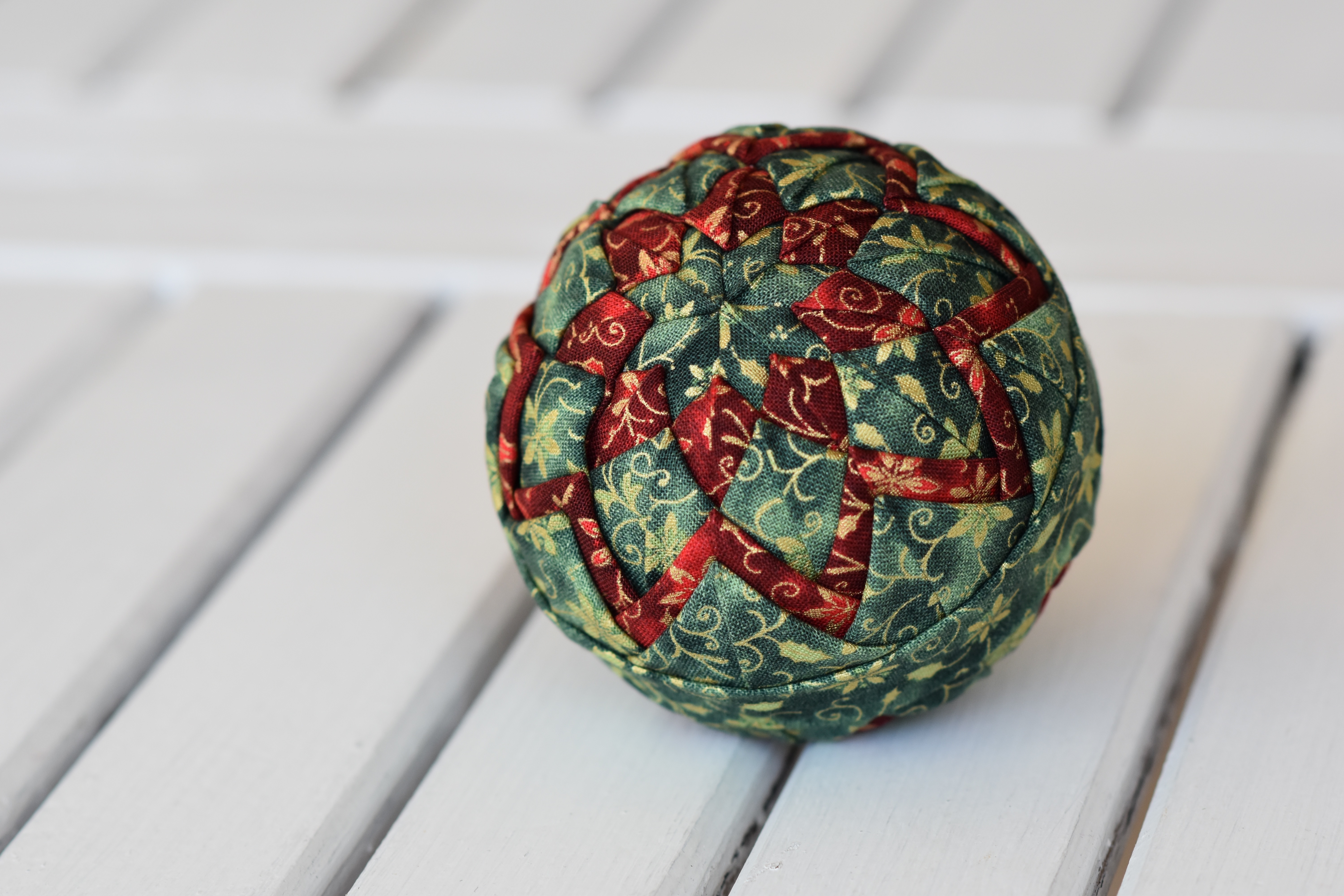 NEW! Quilted Starburst Ornament Pattern e-Book No Sew Pattern eBooks Ornament & Pattern Shop