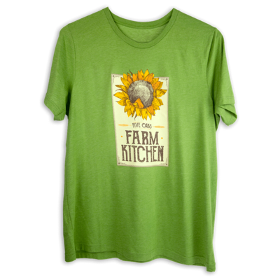 Sunflower Short Sleeve Shirt
