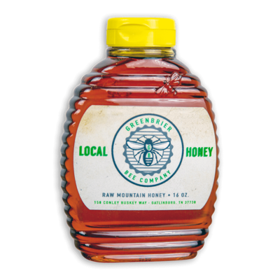 Greenbrier Bee Company: 16oz Bottle