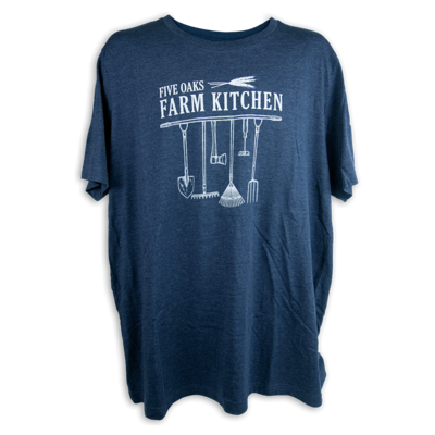 Tools Five Oaks Farm Kitchen Short Sleeve Shirt