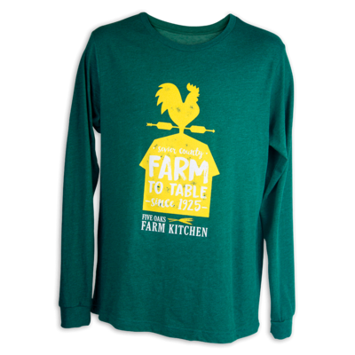Support Your Local Farmer Long Sleeve Shirt