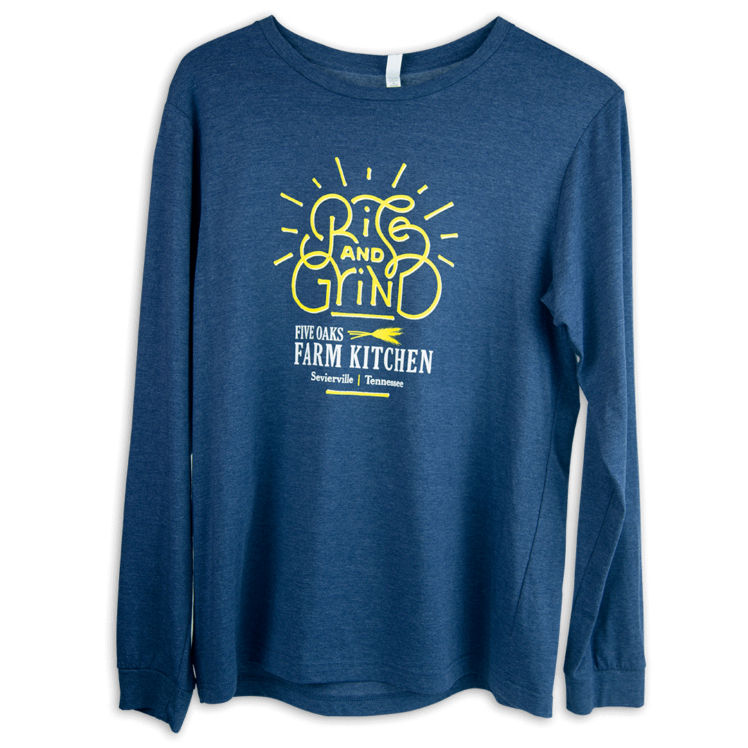 Rise And Grind Long Sleeve Shirt 00140