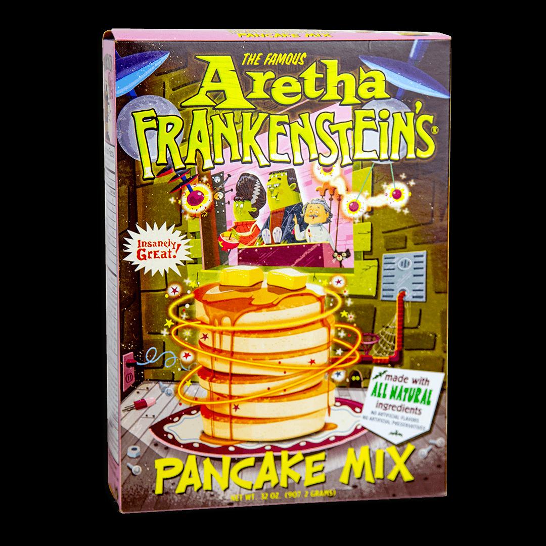 Aretha Frankenstein's Pancake Mix