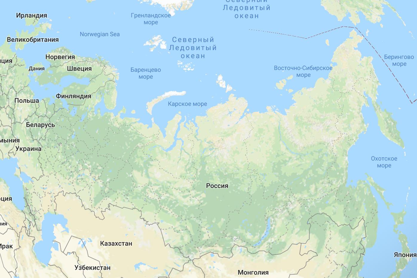 Выезд за пределы Московской области