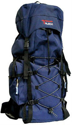 Extra Large Backpack  3200 Cu In -NAVY