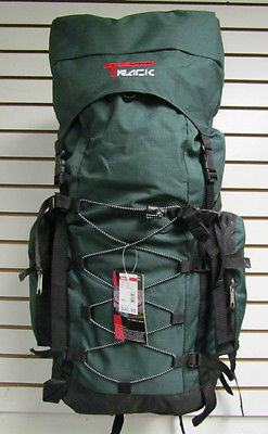Extra Large Backpack  3200 Cu In -GREEN