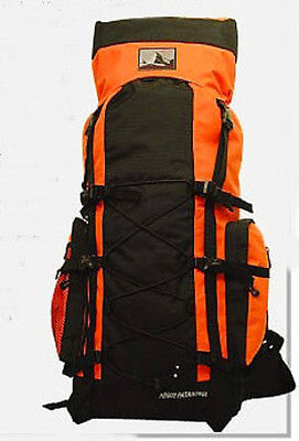 Extra Large Backpack  4300 Cu In - Orange