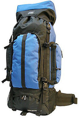 Extra Large Backpack  4700 Cu In - Royal Blue- HB001