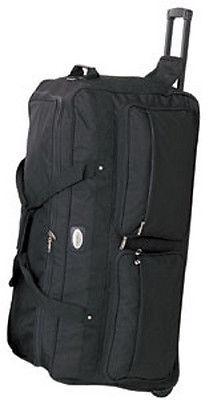 "36"" Rolling Wheeled Duffel Bag- 8996"