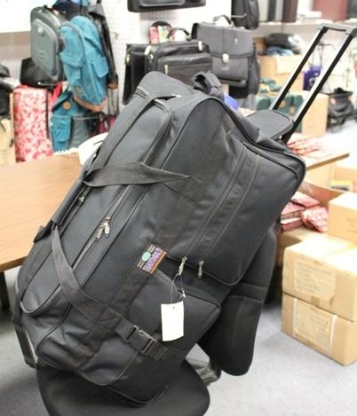 "30"" Rolling Wheeled Duffel Bag- 5791"