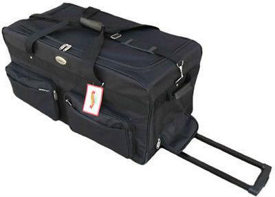 "30"" Rolling Wheeled Duffel Bag- 8991"