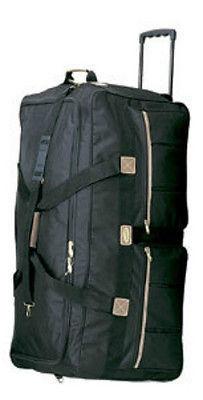 "36"" Rolling Wheeled Duffel Bag-  8396"