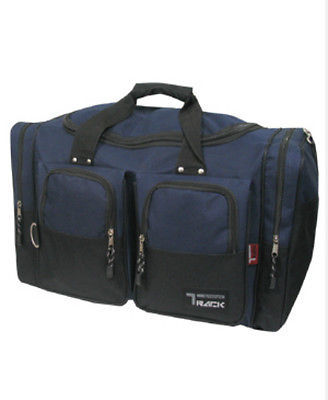 Small Navy DUFFELBAG -  TX019 Gym Bag Carry On