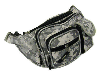Fanny Pack  Hip Belt Bum Bag Pouch - ACU Digital
