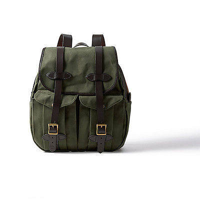 Filson 70262 Otter Green Rucksack Backpack