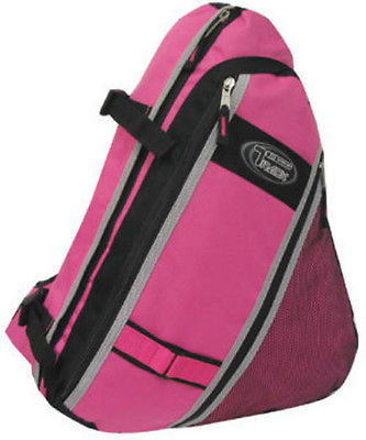 Pink Messenger Sling Body Bag Backpack One Strap  TT303