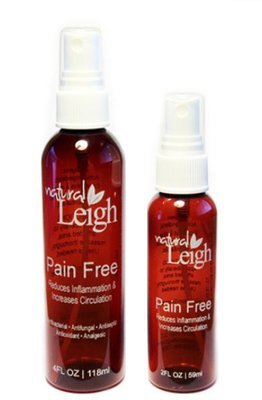 Natural Leigh - Stop Living In Pain 4 ounce Spray Bottle