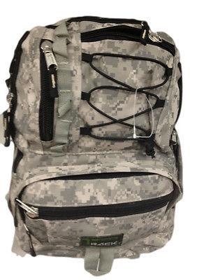 Tactical ACU Camoflauge Backpack Rucksack School Pack Bag TB283