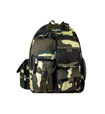 Camoflauge Backpack School Bag Pack For day Trips TB202