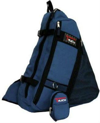 Messenger Sling Body Bag Backpack One Strap Royal Blue TT303