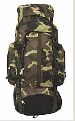 Extra Large Backpack  4800 Cu In -CAMO