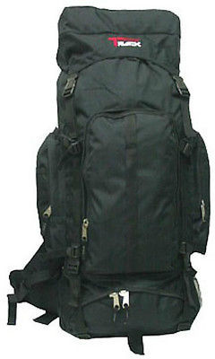 Extra Large Backpack  4800 Cu In -Black