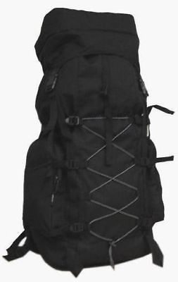 Extra Large Backpack  3200 Cu In -BLACK