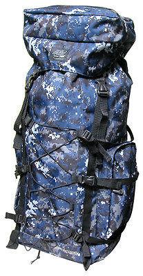 Extra Large Backpack  4300 Cu In - Black Digital