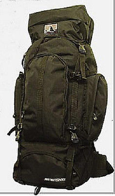 Extra Large Backpack  4700 Cu In - Black