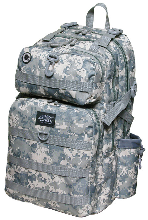 TACTICAL ACU Digital Backpack -DP321