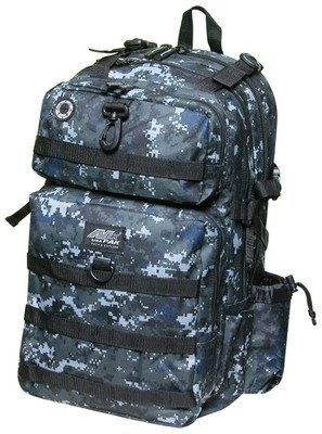 TACTICAL Black Digital Backpack -DP321